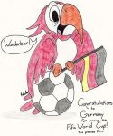 Well Played Germany by highray
