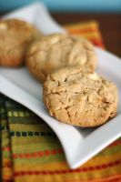 Peanut Butter Cookies by laurenjacob