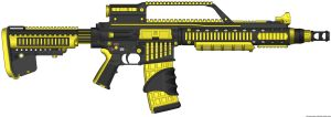 weapon: HK97-SVG by Akoo97