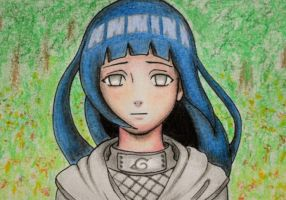 HINATA by domerelly