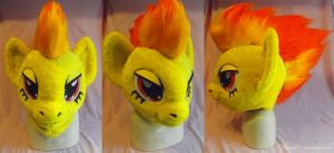 Spitfire Head by AtmosFur