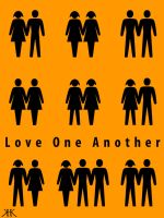 Love one another by Paivatar