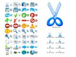 Artistic Toolbar Icons by richardkingempire