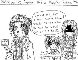 SC4: Raphael's Vampire Fetish by Ra-HiME