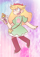 Star Butterfly by fairyquartz