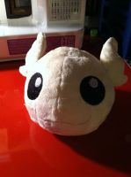 Upamon Plush .:SOLD:. by Chibi-Katie