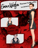 Pack Png Emma Watson 09 by FerPhelps