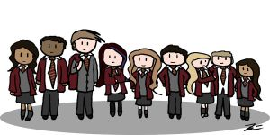 House of Anubis - Cast by Ice-Princess-93