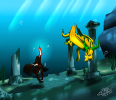[COM]Exploring The Submerged by Sabre471