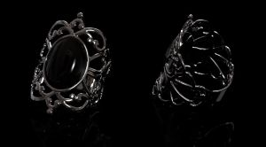 3d ring model by Sarah-designs