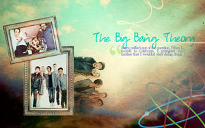 Big Bang Theory Wallpaper by fengra