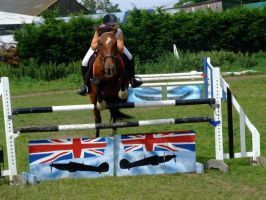 3ft3 RAF Fillers Unaffliated Showjumping by StarCrossedPsycho