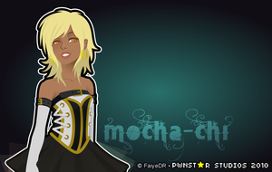 TM - Mocha-chi wallpaper by tropical-angel