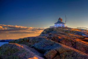 Light House Cape Spear by Bartonbo