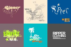 tshirt print designs3 by hashwednesday