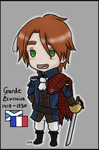 APH The Scots Guard by Vamprincess-Noa