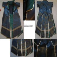 finished loki jacket by sasukeharber