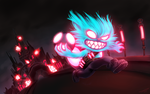 Jinxed Ziggs! by SorceressDream