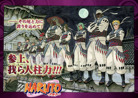 Naruto 567 Cover by johnny182ee