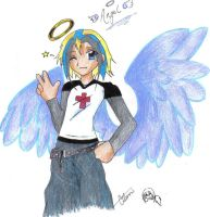 -Angel- ENTRY by Corky-Lunn