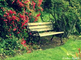 Come and Sit Awhile With Me II - Color by FairyTaleRuins