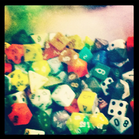 D20 Time by Lily-Lithium