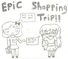 Shopping With Grell by prellwriter