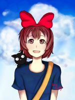 Kiki Delivery ! by kongloudy