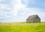 Lonely Stone Barn II by iconsPhotography