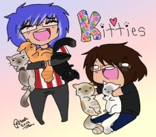 KITTIES. by DramaQueen-19947