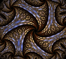 fractal weave by cyberxaos