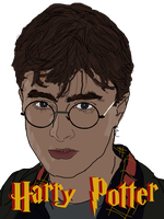 Day 9 Harry Potter by Applescruffgirl