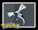 Pokemon Snap 2 - Lugia by oathbinder-3D