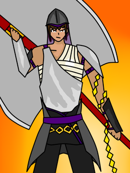 Fan Chou - Dynasty Warrior 9 fandesign by Finding-My-Freedom