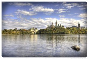 Ottawa. Quebec perspective by AmirNasher