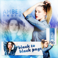 PNG Pack (133) Amber Heard by IremAkbas