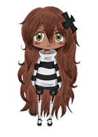 Chibi Killer by Danerboots