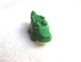 Spirit Friend Alligator Animal Figure by PinkChocolate14