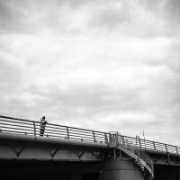 Watching Over the Milwaukee River by jonniedee
