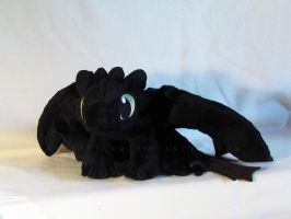 Toothless 2 by MagnaStorm