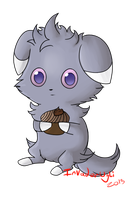 Espurr by MochiFries