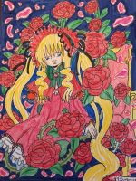 Rozen Maiden: Shinku, A Belle of the Rose by GhibliLover92