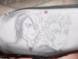 My awesome pencil case by Kei-Kurumi
