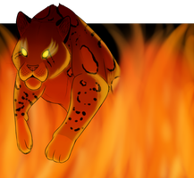 Through The Fire by Squiggy13