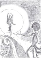 .:jack and sally:. by raven-the-hedgehog