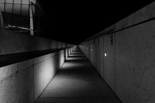 Oslo Opera house - Nighttime details 2 by barsknos