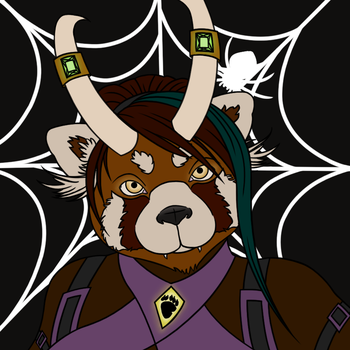 Spoopy Personal Icon by RaiDoodles
