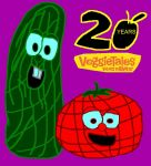 VeggieTales 20 Years Poster by LinkMARK 1 by EspioArtwork
