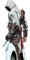 Altair Ibn-La'Ahad by Crazy-Mutt