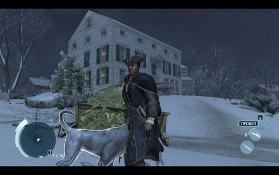 Playing in Assassin's Creed 3:What are you doing? by MrMixser